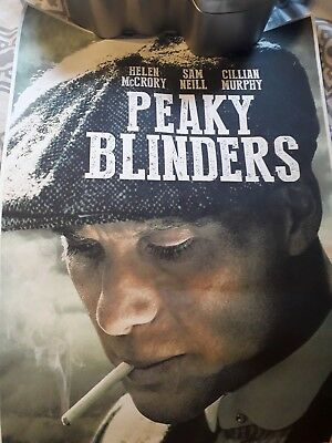Poster Peaky Blinders Thomas Shelby