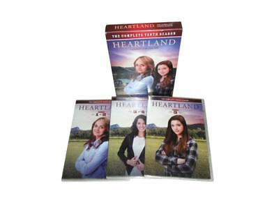 Heartland: The Complete Tenth Season 10 (DVD, 2018, 5-Disc Set)