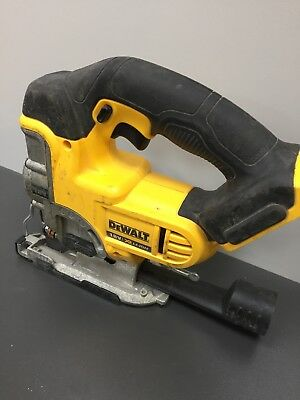DeWalt DCS331 18v Cordless Jigsaw Bare Unit Only
