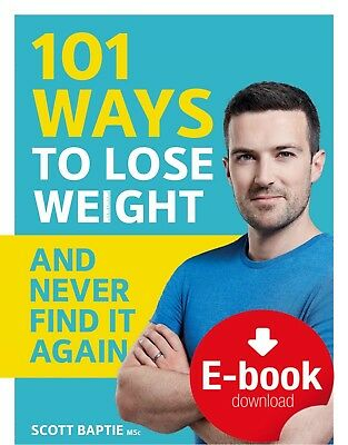101 Ways to Lose Weight and Never Find It Again - READ FULL DESCRIPTION
