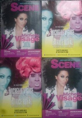Michelle Visage - Magazine Adverts/Cuttings Collection