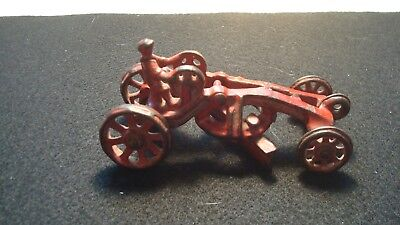 VTG Antique CAST IRON TOY GRADER TRACTOR Arcade AC Williams Hubley Vintage RARE