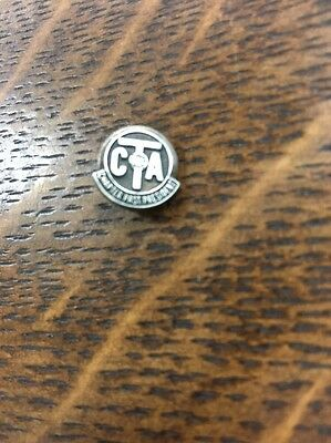 CTA California 👨‍🏫 Teachers Association Sterling Chapters Past President Pin