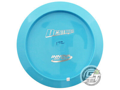 NEW Innova Star Destroyer 172g Lt Blue Silver Foil Backstamp Driver Golf Disc
