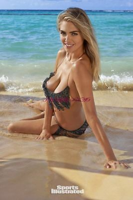 """KATE UPTON Poster Wall Print 24"""" x 36"""" (inch) 1"""