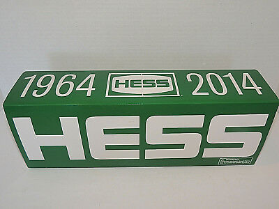 Hess 1964-2014 50th Anniversary Special & Limited Edition Truck - New in Box!