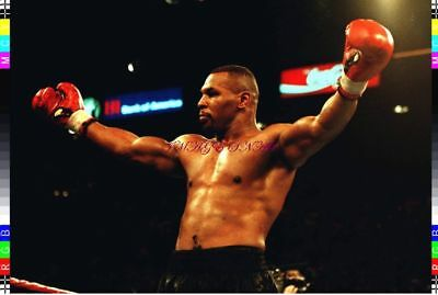 """MIKE TYSON Poster Wall Print 24"""" x 36"""" (inch) 2"""