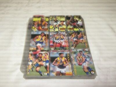 A Lot of 191/200 1995 Series 2 Select AFL Trading Cards + 16 Special Cards