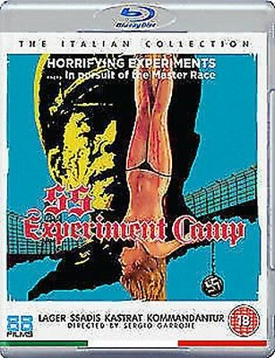 SS Experiment Camp BLU-Ray NEW BLU-RAY (88FB131)