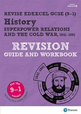 Revise Edexcel GCSE (9-1) History Superpower relations and the ... 9781292169750