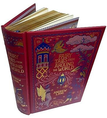Fairy Tales from Around the World Barnes & Noble Leatherbound Classic Collection