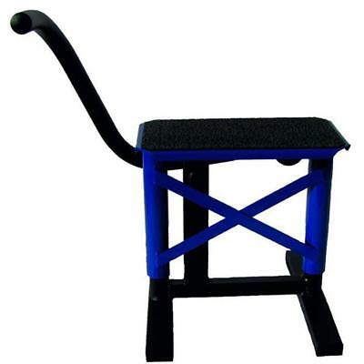 Zupin Motorcycle Stand / Low Lift Stand Blue Enduro Motocross MTB Downhill Kt