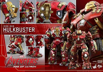 Clearance! Hot Toys 1/6 Avengers Age of Ultron MMS285 Hulkbuster Action Figure