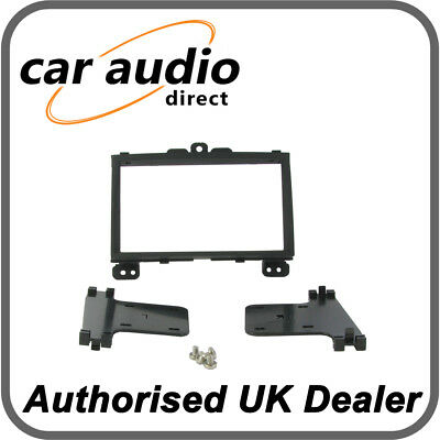 Connects2 CT24HY08 Facia Plate (Black) for Hyundai i20 2009> 2012