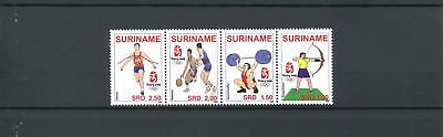 Suriname Mnh 2008 Olympic Games 2062