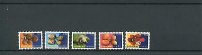 Suriname Mnh 2001 Fruits 2017