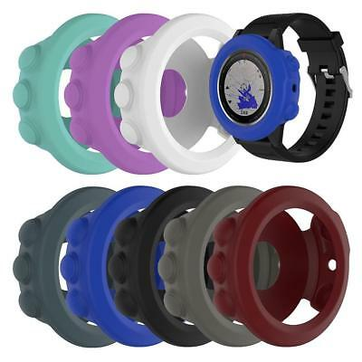 Silicone Wrist Band Case Protector Cover For Garmin Fenix 5X Smart Watch NEW