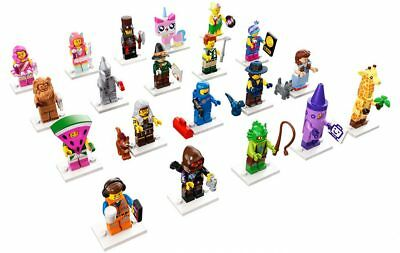 Lego 71023  Minifigures The Movie 2  Serie Completa Da 20 Pezzi