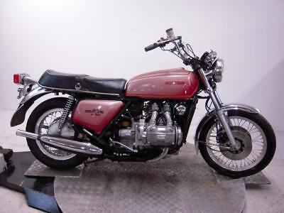 1976 Honda GL1000 Unregistered US Import Barn Find Classic Restoration Project