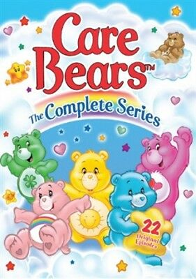 CARE BEARS THE COMPLETE 1985 SERIES New DVD All 11 Episodes DiC Entertainment