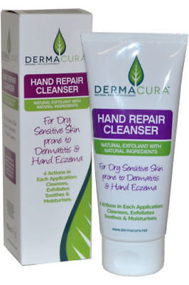 Dermacura Hand Repair Cleanser 100ml - For Dermatitis & Hand Eczema