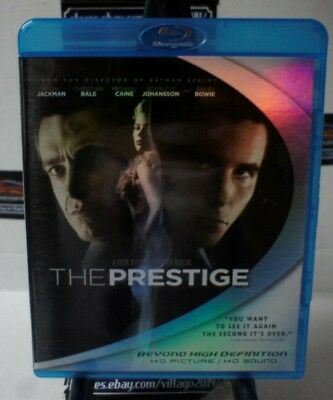 The Prestige  Blu-ray FREE SHIPPING!!!