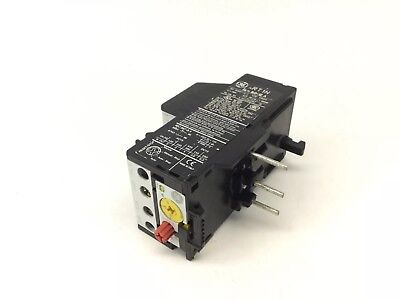 General Electric  RT1N 8-12A Overload Relay Use with CL01 & CLNA-C