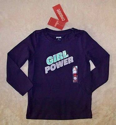 Brand New Gymboree Dance Team Girl Power Top Size 3