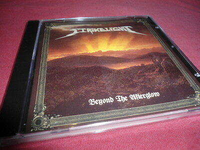 STRIKELIGHT Beyond the afterglow CD nwobhm angelwitch heavy load ostrogoth