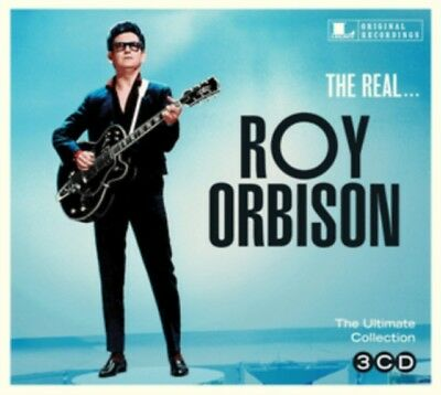 Roy Orbison The Real...Ultimate Collection (3 CD) NEW SEALED