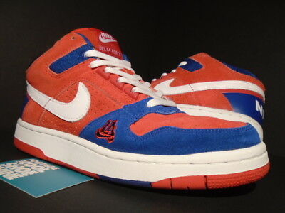 finest selection 35bbe eab9a 2004 Nike Delta Force 34 Air 1 La Clippers Red White Blue Ribbon 309041