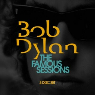 Bob Dylan - The Famous Sessions [3x CD]  - NEW SEALED