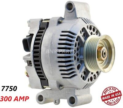 300 AMP 7750 Alternator Ford Mazda Mercury High Output Performance HD NEW USA
