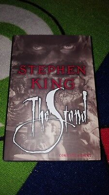 THE STAND by Stephen King 1993 RARE THOMAS HOLDORF COVER ART Complete & Uncut NM