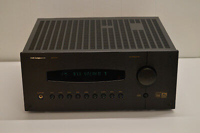 B&K COMPONENTS AVR-307 A/V Receiver 7.1 Surround Sound Home Theater ~NICE ONE~