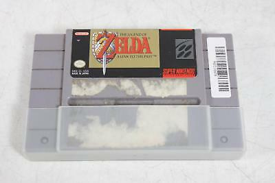 The Legend of Zelda A Link To The Past Cartridge Game for Super Nintendo SNES