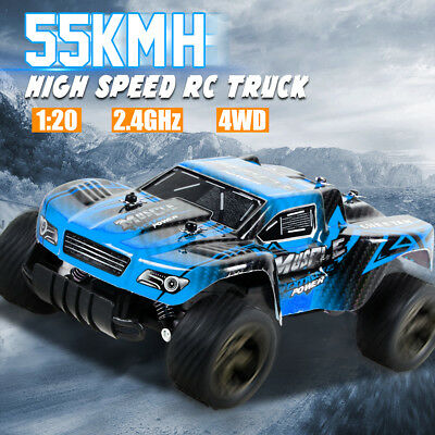 1:20 2.4G RC Racing Car 55km/h 4WD High Speed Radio  Remote Control  Off Road