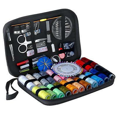 Sewing Kit With 126 Accessories 22 Spools Of Thread - 22 Color Repair Mini Kits
