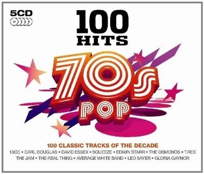 Various - 100 Hits 70'S Pop