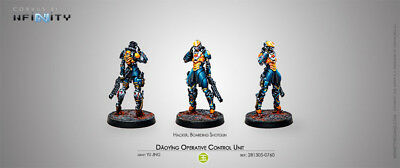 Infinity BNIB Daoying Operative Control Unit (Hacker) 281305-0760