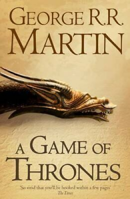 A Game of Thrones (Reissue) by George R. R. Martin 9780007448036