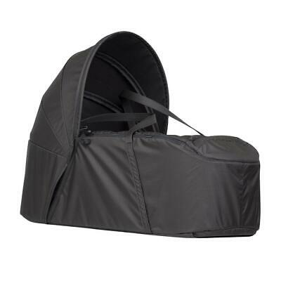 Mountain Buggy v2 Newborn Cocoon (Black) Lightweight & Portable for Newborn