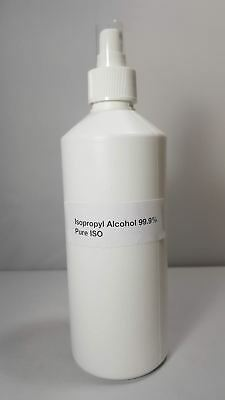 Isopropyl Alcohol 999 Pure Isopropanol IPA ACS LAB Grade Choose From 5 Sizes