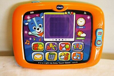 Vtech Light Up Touch Baby Tablet