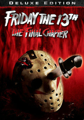 Paramount - Uni Dist Corp D59186192D Friday The 13Th-Final Chapter (Dvd) (Ws/...