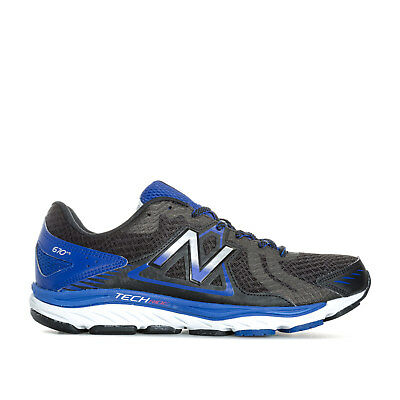 Mens New Balance Mens M670BK5 Running Trainers in black blue - UK 7