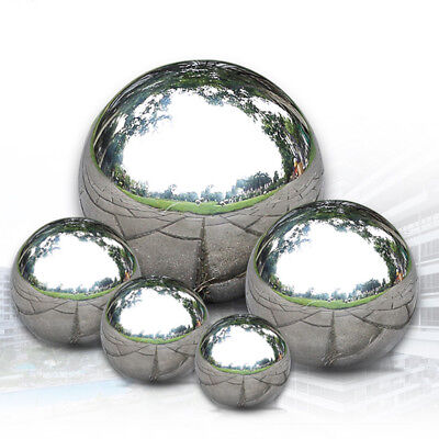 Mirror Polishing Stainless Steel Hollow Metal Ball 1.0MM Wall Thickness Ball