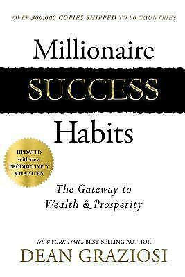 Millionaire $uccess Habits:The Gateway to Wealth&Pros🔥[*EB00K-PDF-MOB!-Epμb*]🔥