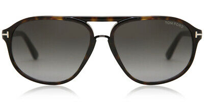 dd804ccd1be SUNGLASSES TOM FORD Jacob FT 0447 60 15 140 05C Black Honey 100 ...