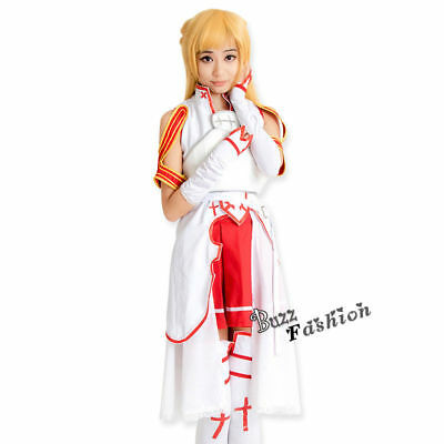 Anime Girls Costume Dress Party Outfit Cosplay